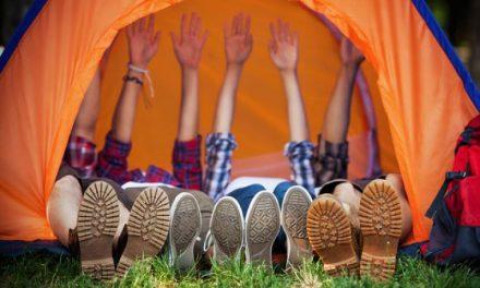 5 reglas A LA HORA DE HACER camping
